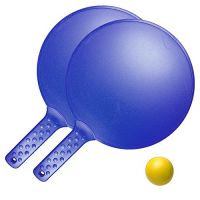Beachball-Set Colour, blau