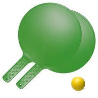Beachball-Set Colour, gr�n