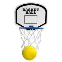 Basketballspiel Dunk, Ring blau/R�ckwand wei�