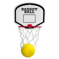 Basketballspiel Dunk, Ring rot/R�ckwand wei�