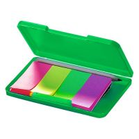 Universalbox Mini Notes, neon-gr�n