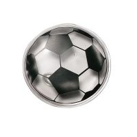 Gel-W�rmekissen Fu�ball, transparent, 16P PVC
