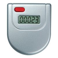 Pedometer Easy Going, silber