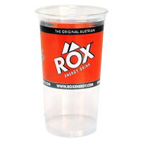Plastikbecher to go Clear-Cup 500ml (20oz)